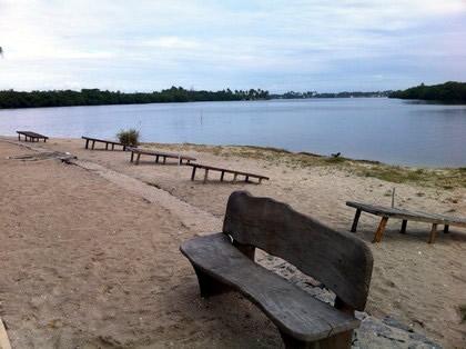 Vista para a Lagoa