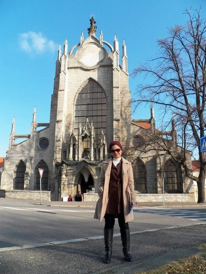 Igreja de Nossa Senhora da Assunção, em Kutná Hora
