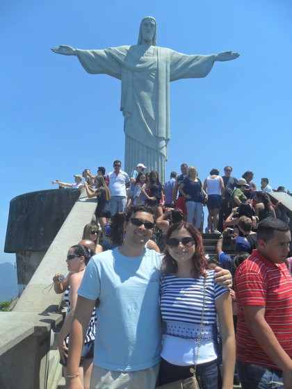No Cristo Redentor
