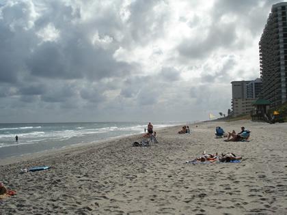 Lantana Beach