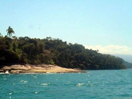 Ilhas por todos os lados