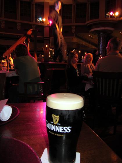 Pub Irlandês em Orlando