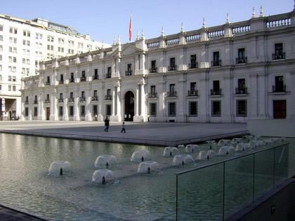 Palácio de la Moneda