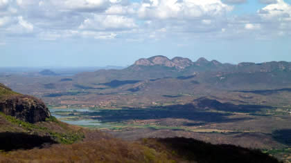 Vista do Mirante da Carranca