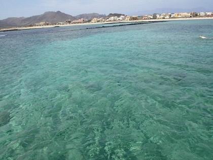 Baía das Gatas - Ilha de São Vicente
