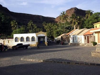 Cidade Velha - Ilha de Santiago