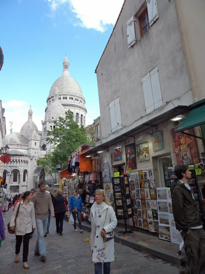 Comércio de Montmartre