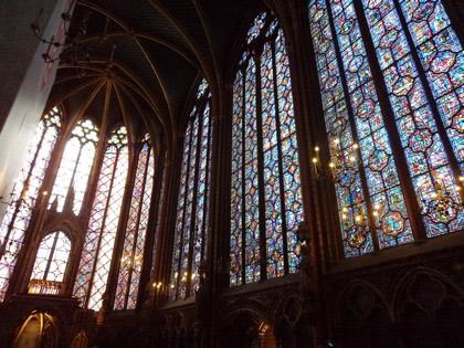 Vitrais de Sainte-Chapelle