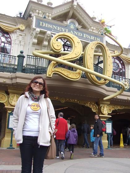 Disneyland Paris comemora 20 anos em 2012