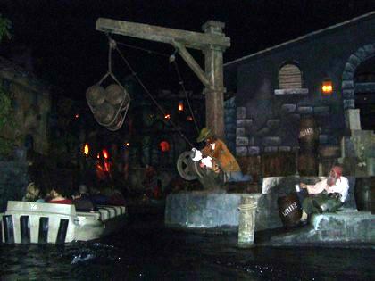 Casa Assombrada dos Piratas do Caribe