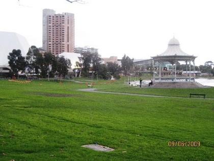 Parques de Adelaide