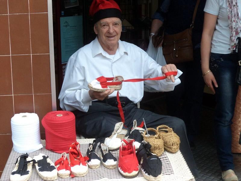 Traje típico da Catalunha