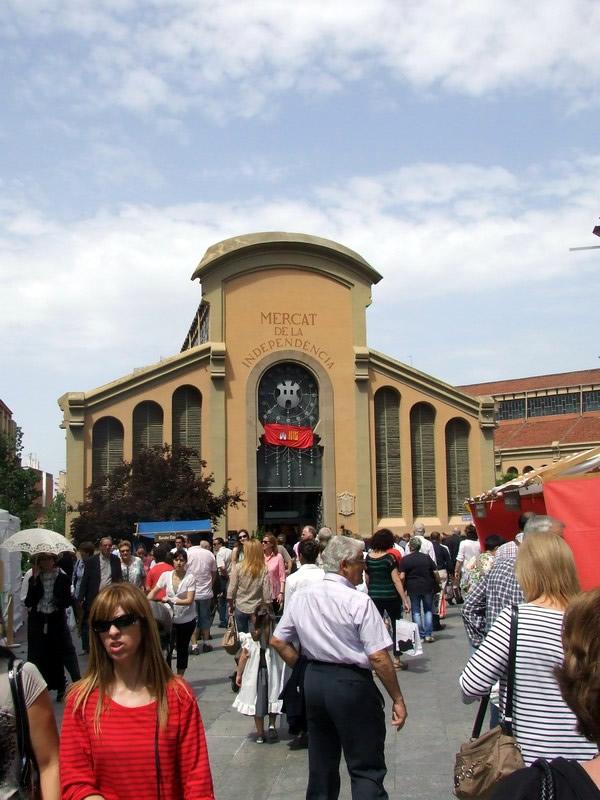 Mercado de La Independencia