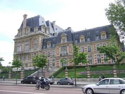 Ruas de Versailles