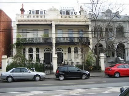 Casa estilo vitoriana