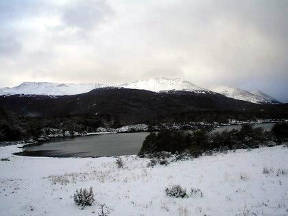 Parque Nacional Tierra del Fuego - Bahía Lapataia