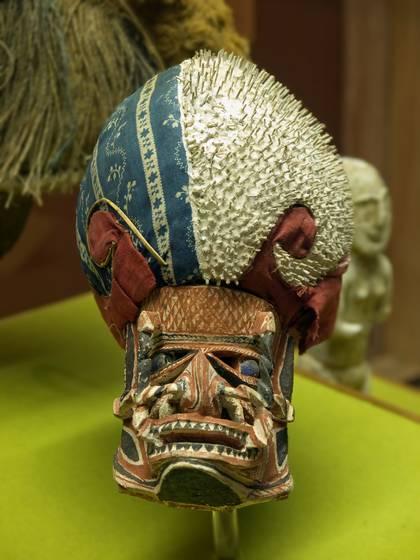 O museu abriga uma coleção que conta a história e a cultura do Hawaí e das Ilhas do Pacífico