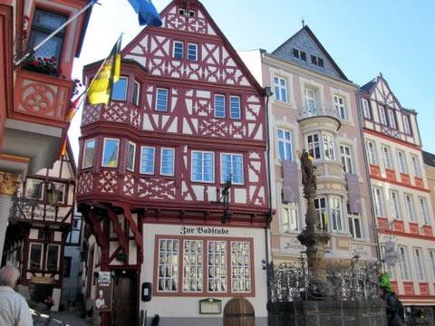 Arquitetura de Bernkastel-Kues
