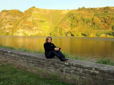 Valda às margens do Rio Mosela