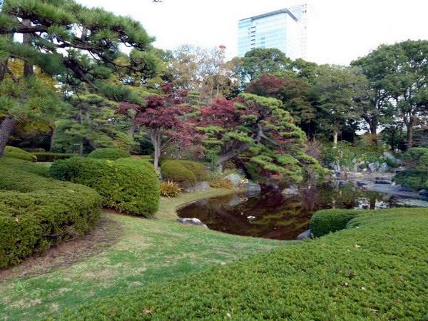 Jardins do Palácio Imperial