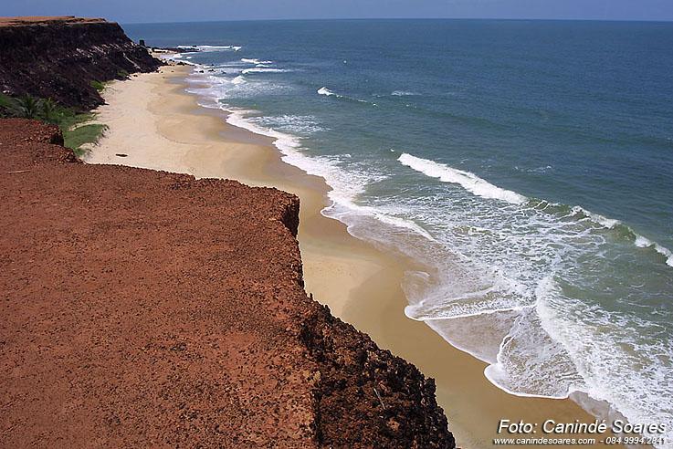 Praia do Amor vista do Chapadão
