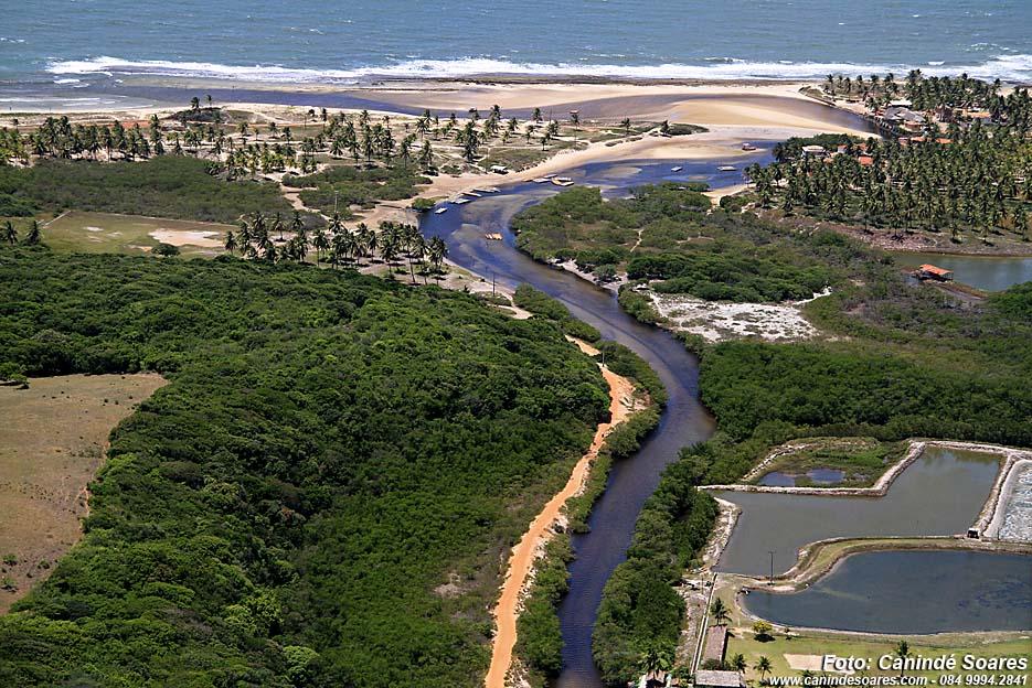 Praia de Sibaúma