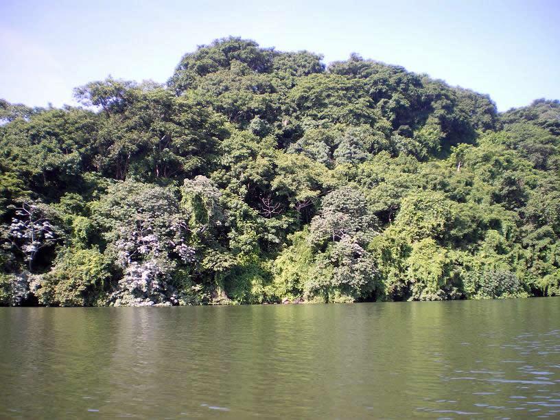 Chegando à Isla Zapatera