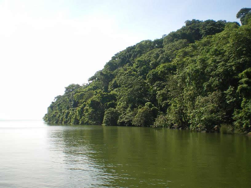 Litoral da Isla Zapatera