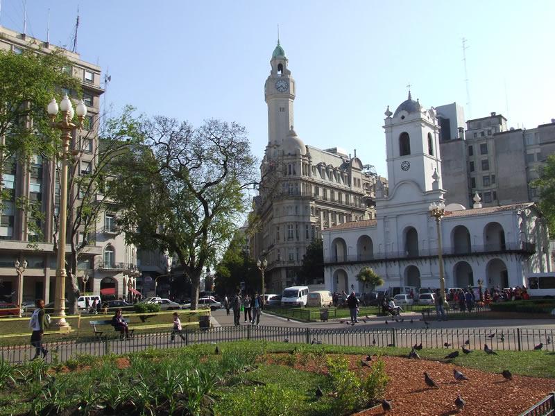 El Cabildo (prédio branco)