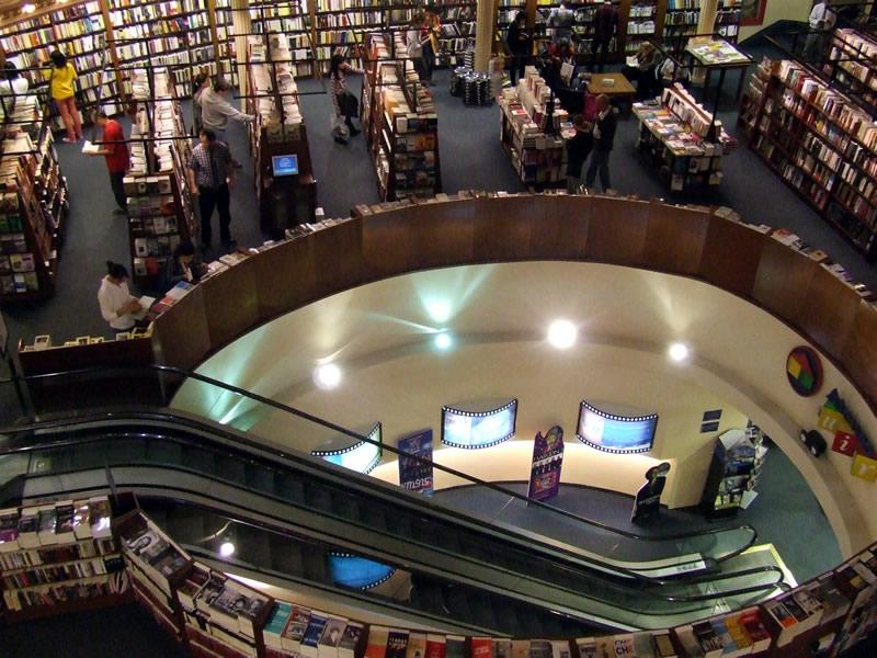 El Ateneo: a livraria ponto turístico