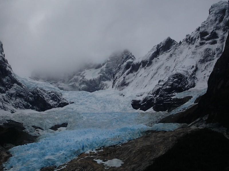Glaciar Balmaceda, Província de Última Esperanza, Patagônia Chilena