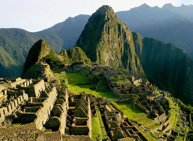 Machu Picchu, uma das belezas da América do Sul que quero conhecer
