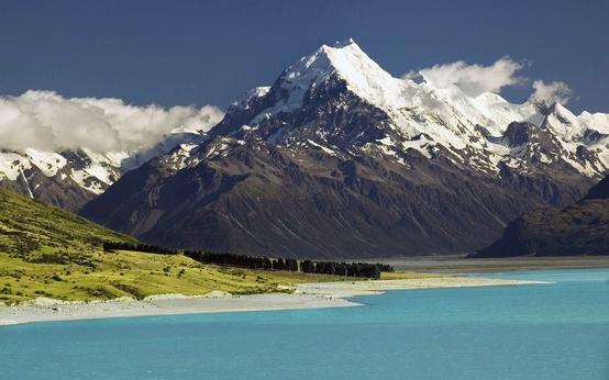 A Nova Zelândia é nova na minha Bucket List