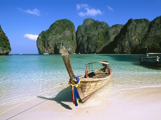A Tailândia é literalmente cenário de filme!