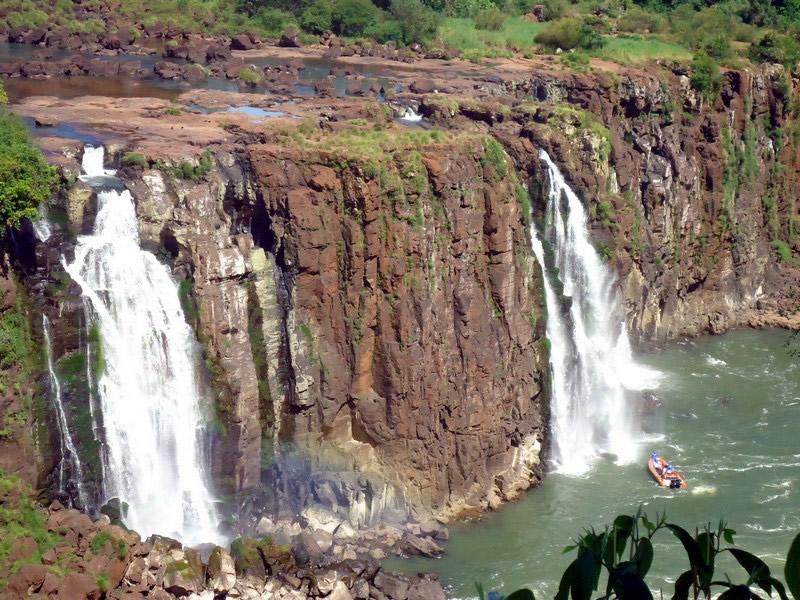 Parque Nacional do Iguaçu - lado brasileiro
