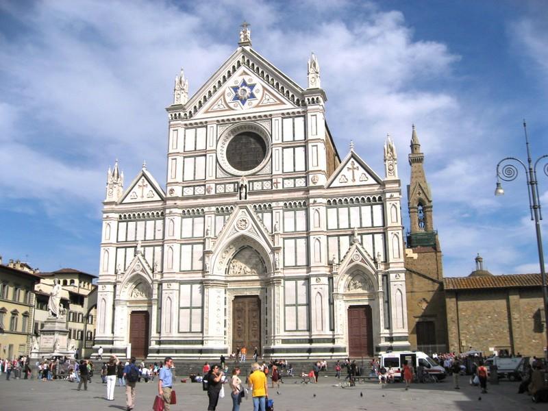 Basílica de Santa Croce, Florença