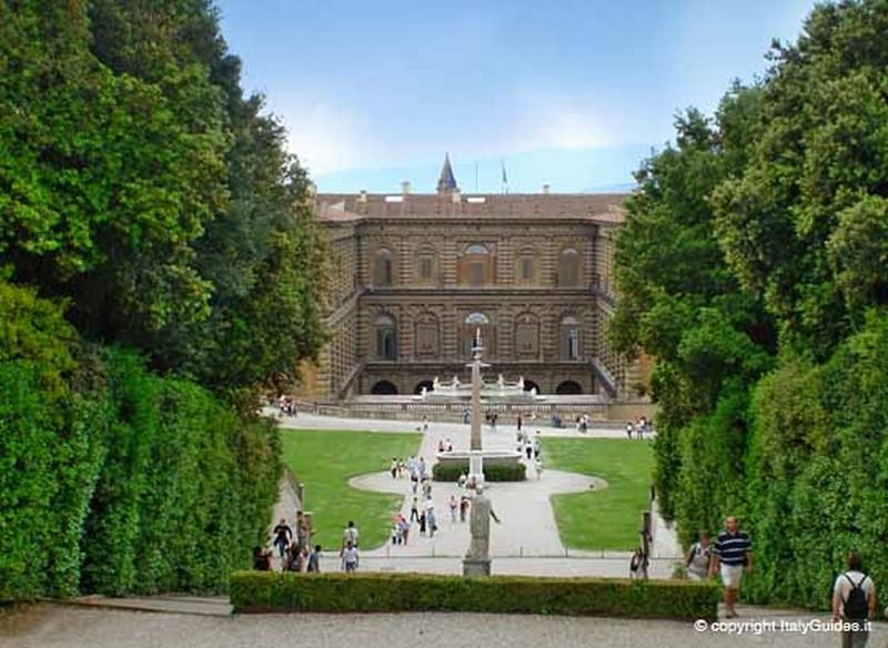 Giardino di Boboli, Florença