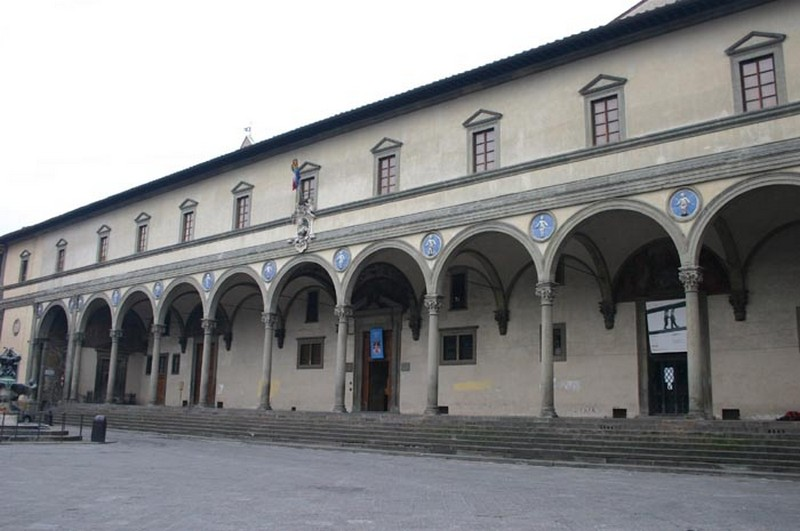Spedale degli Innocenti, Florença