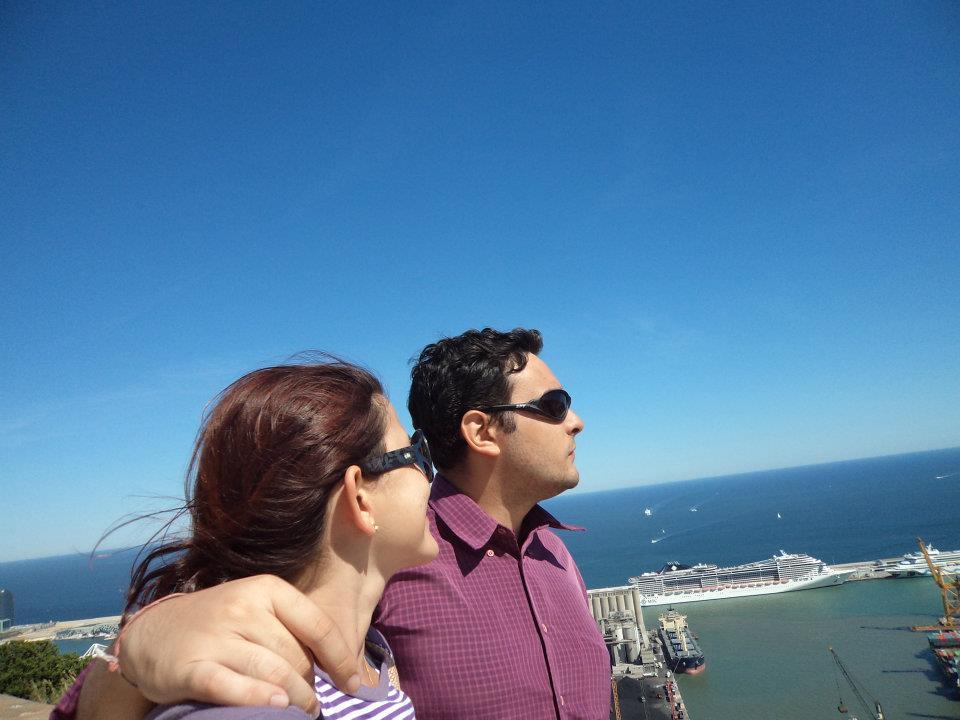 Dentro de dois meses, eu e Fred Santos embarcaremos na maior viagem de nossas vidas!