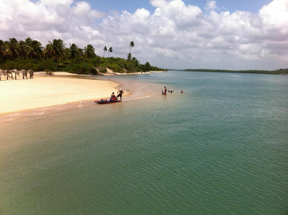 Barra do Cunhaú. Foto: Karla Larissa