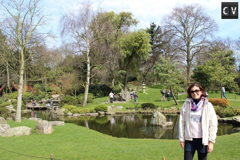 No Kyoto Garden, lindo jardim japonês