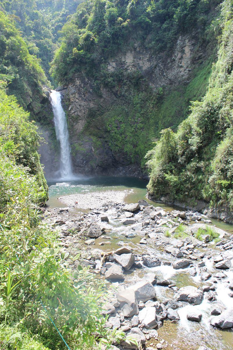 Cachoeira de Batad vale o esforço