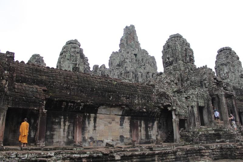 Angkor,Camboja, Patrimônio Mundial da Humanidade.