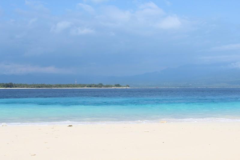 Gili Meno, Indonésia, uma das muitas paisagens incríveis do Sudeste Asiático