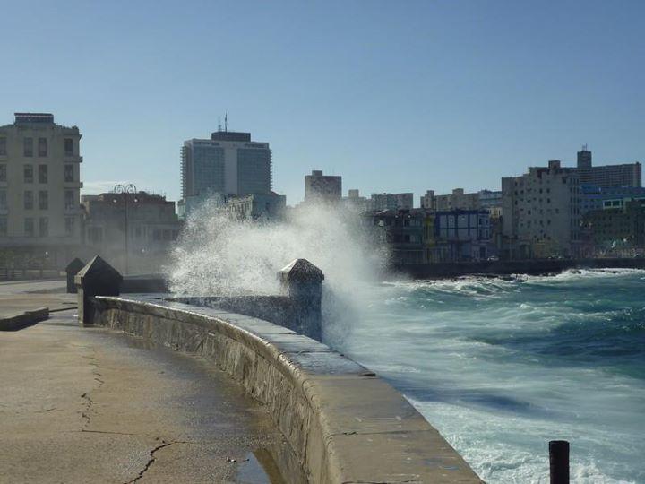 Malecon, orla de Havana