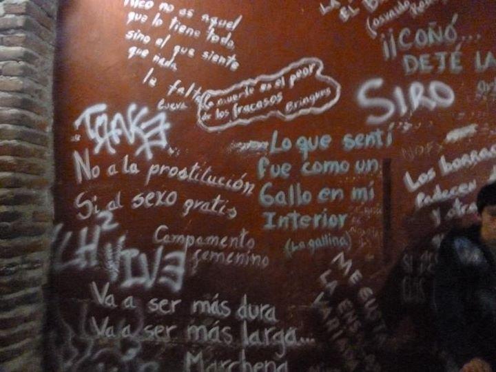 """""""No prostituicion, si sexo grátis"""""""