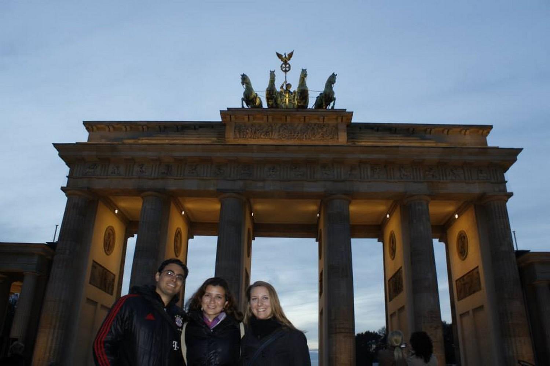 Com a garota de Berlim, Juli Boll