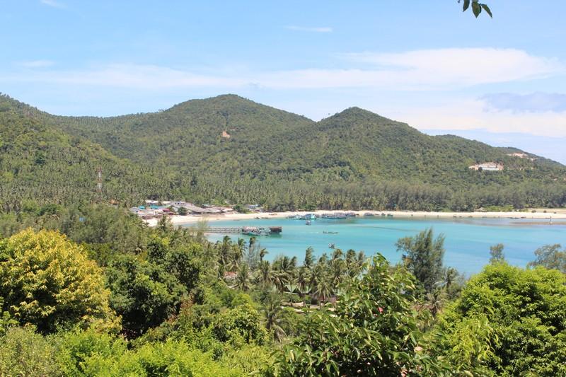 Vista de Ao Chaloklum