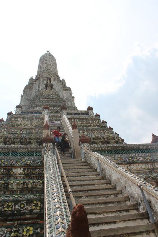 Wat Arun, templo do amanhecer