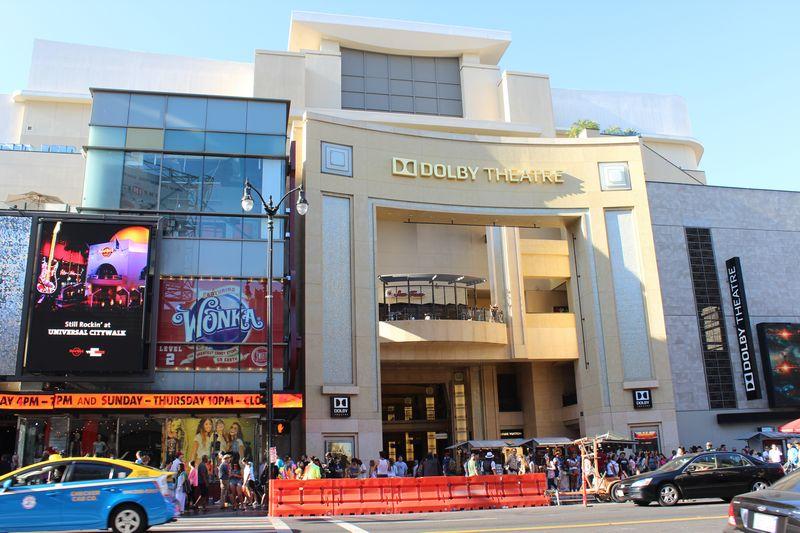 Dolby Theatre, onde acontece a premiação do Oscar